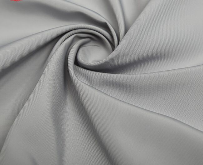 Polyester 75D Fake Memory Fabric 105 gsm