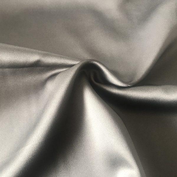 Polyester Kusam Satin Matte Satin Fabric 85 gsm