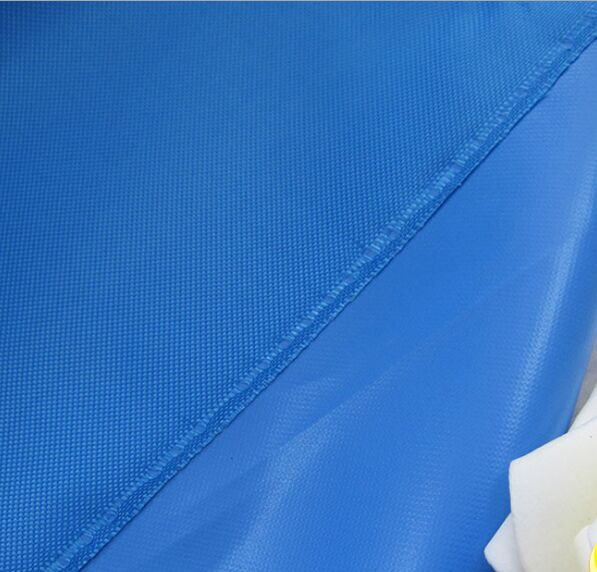 Nylon 190T Taffeta Fabric 60 gsm Waterproof Pvc Coating