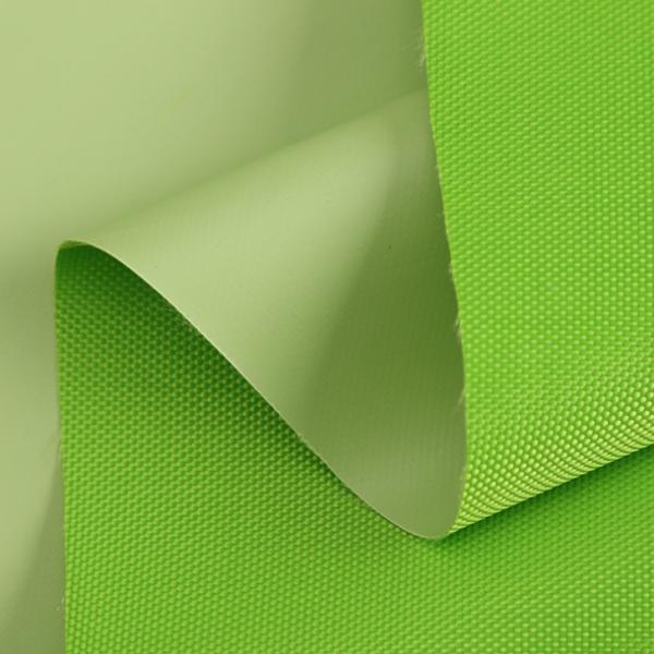 Poliester 420D Oxford kain kalis air PVC salutan