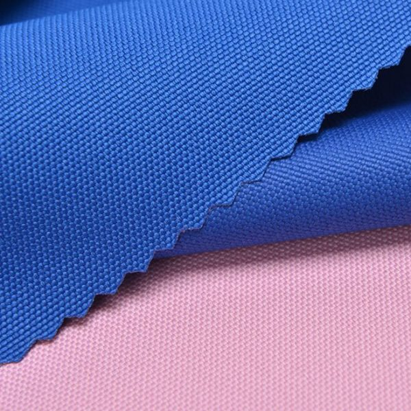 Polyester 600D Oxford Fabric Waterproof Pu Coating for Awning