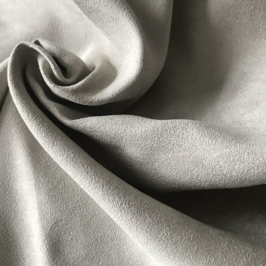 Polyester Microfiber Suede Fabric